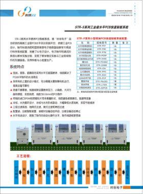 STR-S系列工业级水平PCB快速制板系统