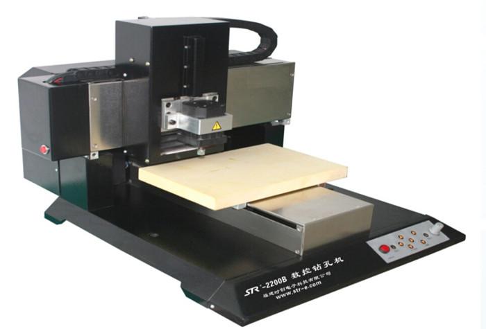 智能数控钻孔机STR-2100B/2200B