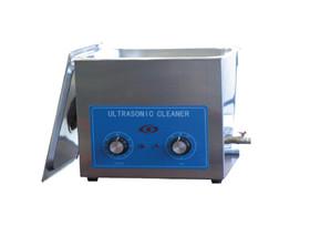 不锈钢单槽超声波清洗机STR-1800QT