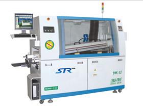 全自动双波峰焊接机STR-200C